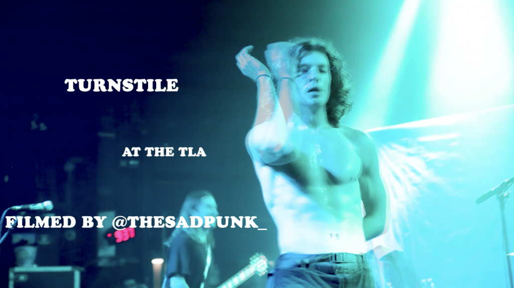 Turnstile @ The TLA